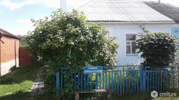 Часть дома 76,4 кв.м. Фото 1.