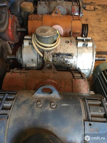 Электродвигатели постоянного тока. Фото 5.