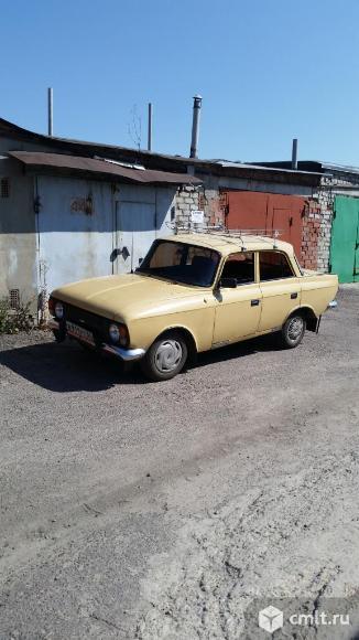 Москвич 412 - 1989 г. в.. Фото 1.