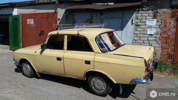 Москвич 412 - 1989 г. в.. Фото 3.