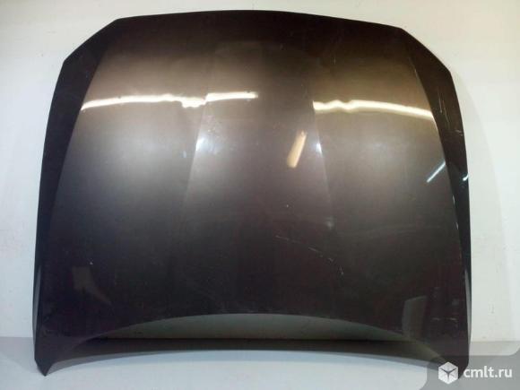 Капот BMW F20 11-16 б/у 41007290942 4*. Фото 1.