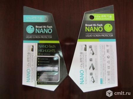 Нано-жидкость для защиты экрана от царапин. Фото 1.