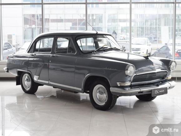 ГАЗ 21 Волга - 1966 г. в.. Фото 1.