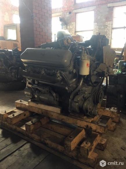 Двигатель ЯМЗ-236 после КР. Фото 2.