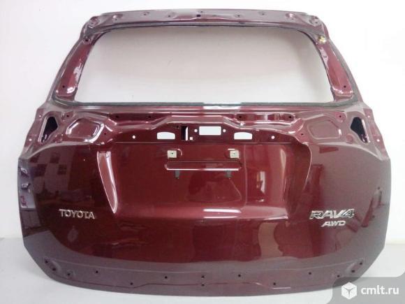 Крышка багажника TOYOTA RAV4 15- б/у 670050R270 4*. Фото 1.