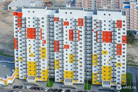 1-комнатная квартира 38,4 кв.м. Фото 3.