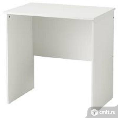 Стол для компьютера, белый