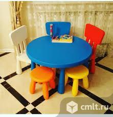 Стол для днтей из икея