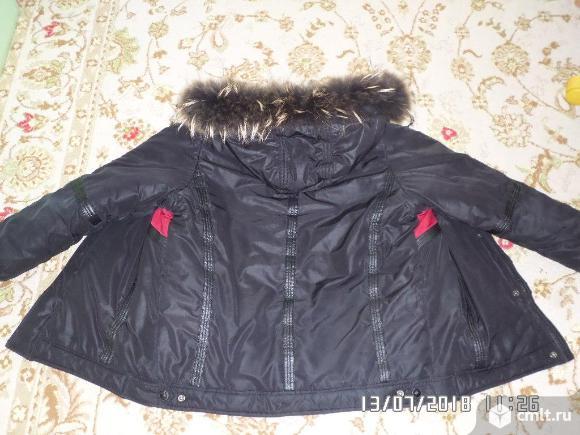 Куртка(зимняя) бренд BIKO&KANA
