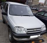 Нива Шевроле Chevrolet Niva
