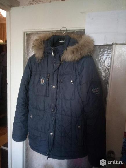 Зимняя куртка 170