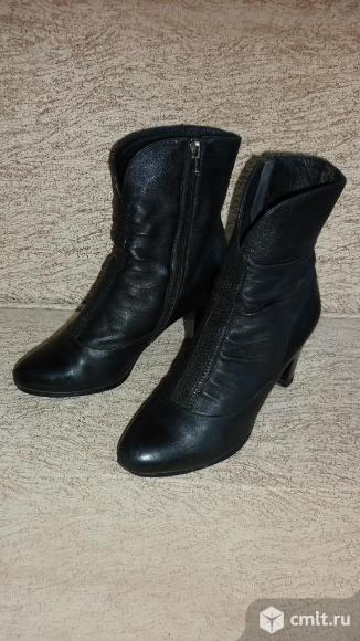 Ботинки р-р. 36. Фото 1.