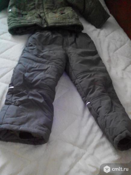 Куртка со штанами-дутиками