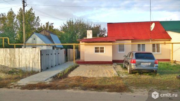 Часть дома 45 кв.м и земельный участок. Фото 1.
