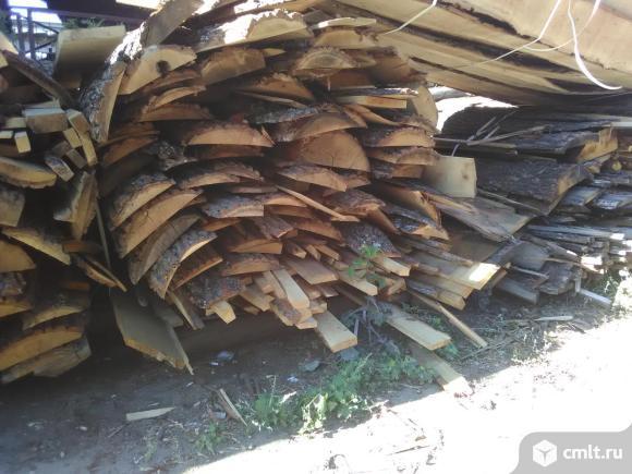дрова дубдубовый горбыль дрова