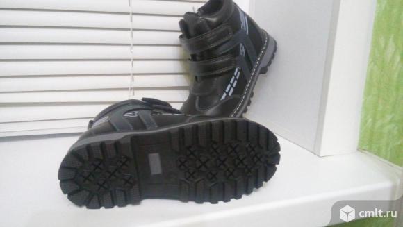 Новые зимние ботинки. Фото 7.