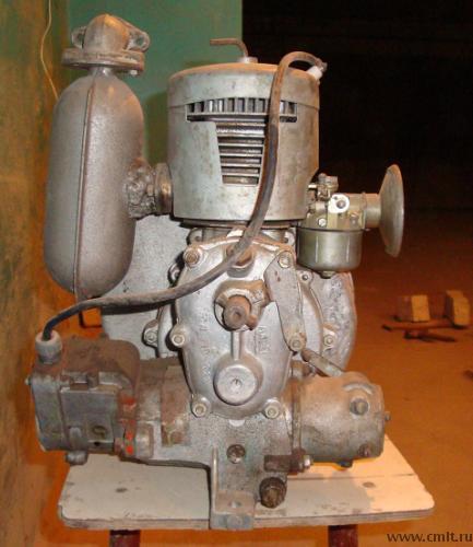 Двигатель бензиновый стационарный 2СД-М1 2 л.с. бу.. Фото 1.