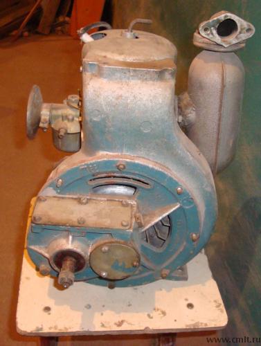 Двигатель бензиновый стационарный 2СД-М1 2 л.с. бу.. Фото 2.