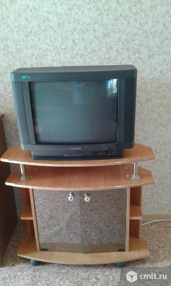 Телевизор кинескопный цв. Samsung P-68SA