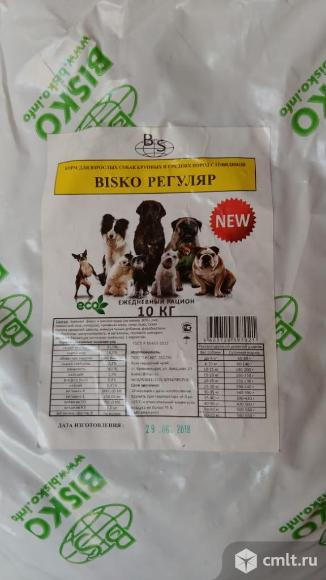 БИСКО корм премиум класса для собак и кошек