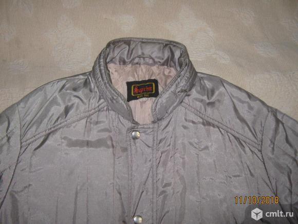 Мужские куртки из плащевки и пальто.. Фото 12.
