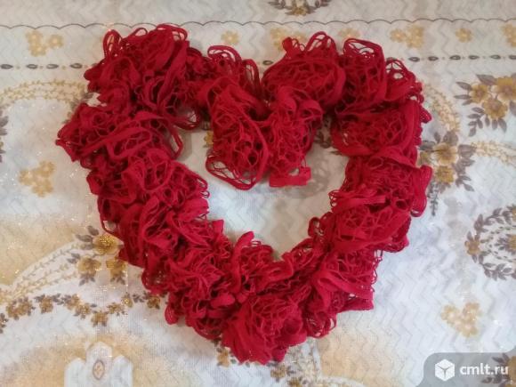 Ажурные шарфики. Фото 1.