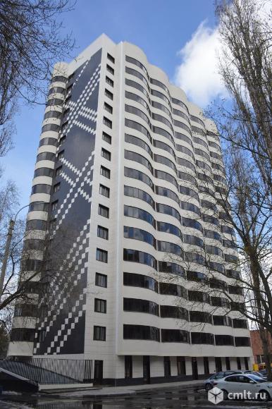 1-комнатная квартира 44,22 кв.м. Фото 2.
