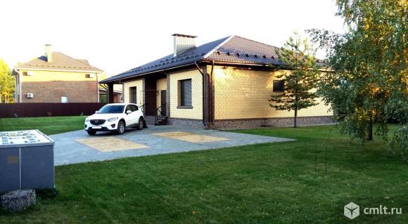 Дом 147,1 кв.м на участке 12,78 сот. в Рамонском районе. Фото 1.