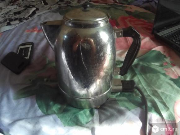 Чайник 1948 год. Фото 1.
