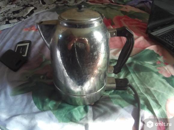 Чайник Урал. Фото 1.