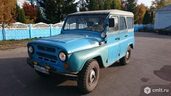 УАЗ 3151 - 1996 г. в.. Фото 1.