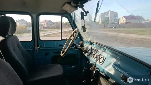 УАЗ 3151 - 1996 г. в.. Фото 4.