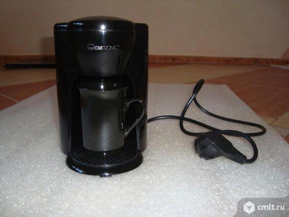 Кофеварка CLATRONIC 3356
