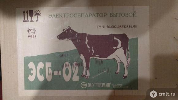 Сепаратор ЭСБ-02