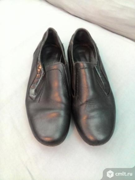 Ботинки кожаные. Фото 4.