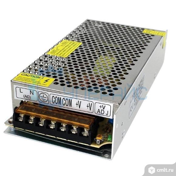 А-150-5 Импульсный блок питания 150 Ватт, 5 Вольт, 0-30 Ампер. Фото 1.
