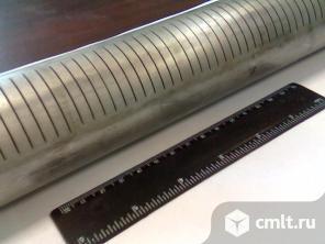 Труба распределительная (ДРУ) щелевая для фильтров ХВО. Фото 1.