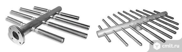 Трубы-лучи щелевые для фильтров ФИПа, ФОВ, ФСУ. Фото 1.