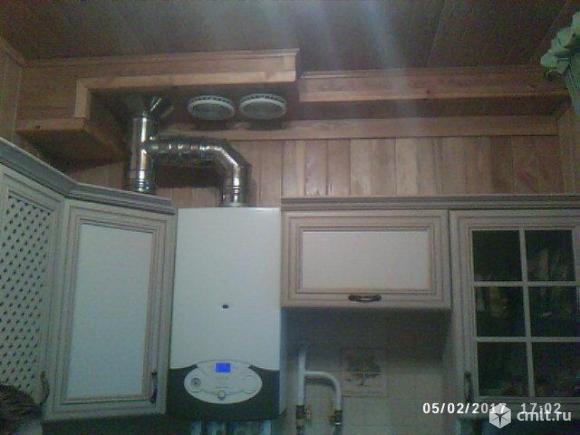 Отопление, водопровод. Фото 1.