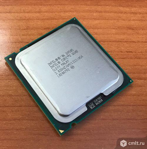 4-ядерный процессор Intel QUAD Q9505 S775