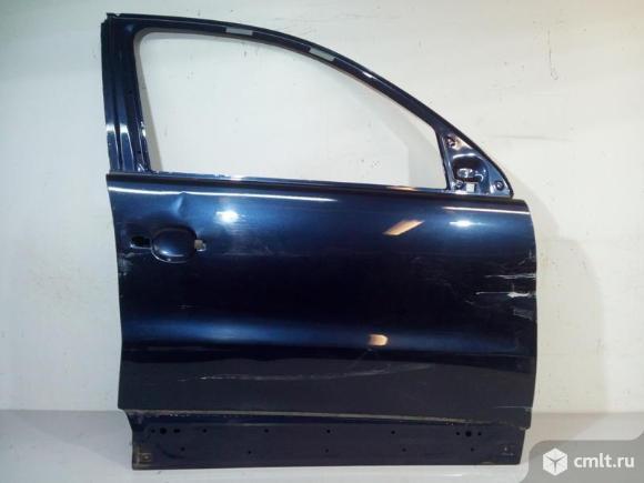 Дверь передняя правая VW TIGUAN 07-15 б/у 5N0831056B 3*. Фото 1.