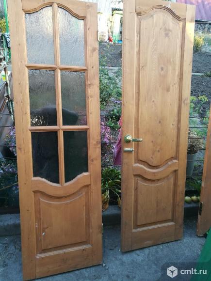 Двери межкомнатные. Фото 1.