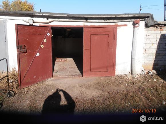 Капитальный гараж 25 кв. м Орбита. Фото 1.