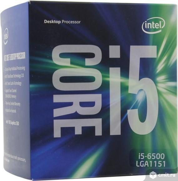 Процессор Intel Core i5-6500 Skylake 3200MHz