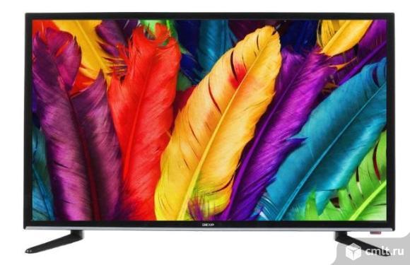 """С гарантией 39"""" (99 см) Телевизор LED DEXP H39D7000E"""
