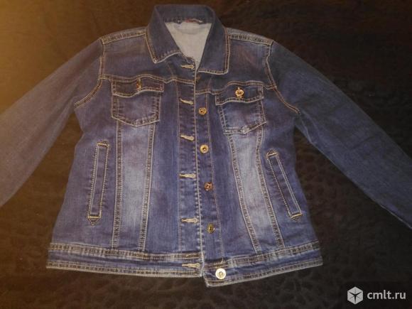 Джинсовые куртки новые продаю