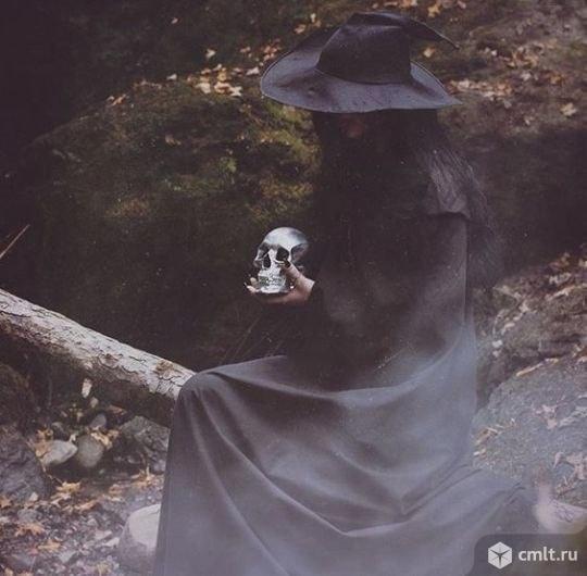 Ведьма. Привороты. Порча. Защита. Чистки