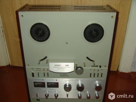 Магнитофон Союз