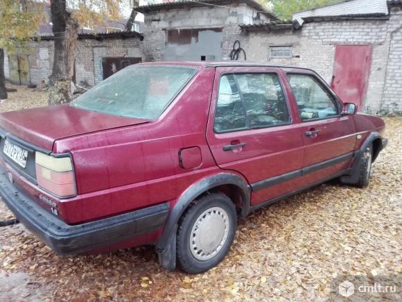 Volkswagen Jetta - 1988 г. в.. Фото 5.