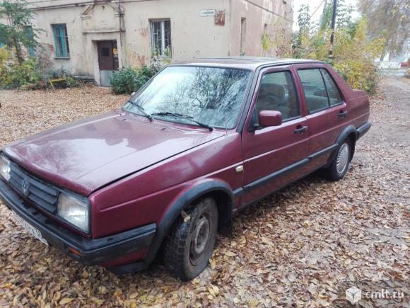 Volkswagen Jetta - 1988 г. в.. Фото 1.